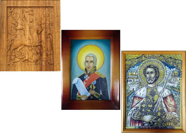 В УФСИН России по Смоленской области состоялся региональный этап конкурса иконописи «Канон»