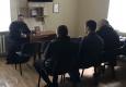 Осужденные колонии-поселения №7 встретились со священником
